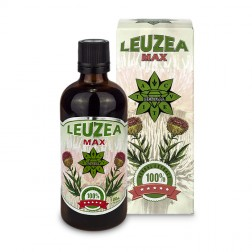 Cvetita Herbal LEUZEA MAX 100 мл. течен екстракт (33 дози)
