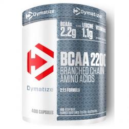 Dymatize BCAA Complex 2200 400 капсули (100 дози)
