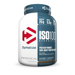 Dymatize ISO 100 1.4 кг. (43 дози)