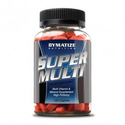 Dymatize Super Multi 120 капсули