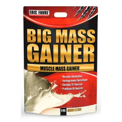 Eric Favre BIG MASS GAINER 6 кг. (200 дози)