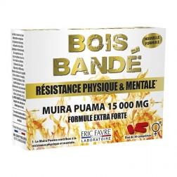 Eric Favre BOIS BANDE / Муира пуама (Потентно дърво) 30 таблетки (15 дози)