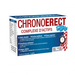 Eric Favre CHRONOERECT 16 капсули (16 дози)