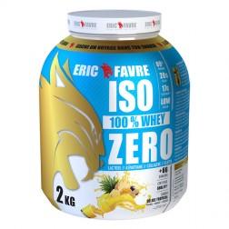 Eric Favre ISO 100% WHEY ZERO 2 кг. (66 дози)