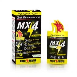 Eric Favre MX-4 ENDURANCE VEGAN Gel кутия 4х30 гр. енергиен гел