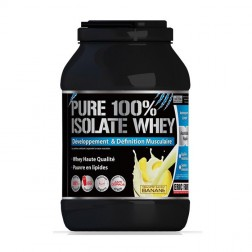 Eric Favre PURE 100% ISOLATE WHEY 2 кг. (66 дози)