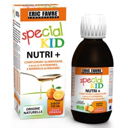 Eric Favre SPECIAL KID NUTRI + сироп за деца 125 мл.