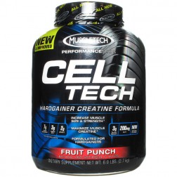 MuscleTech Cell Tech Performance Series 2.72 кг. (56 дози)