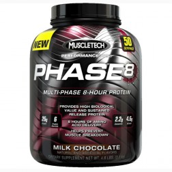 MuscleTech Phase8 2.1 кг. (50 дози)