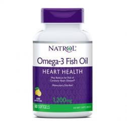 Natrol Omega 3-6-9 Complex 60 софтгел капсули