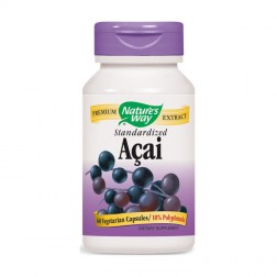 Nature's Way Acai / Акай 520 мг. 60 вегетариански капсули
