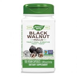 Nature's Way Black Walnut / Черен орех 500 мг. 100 вегетариански капсули