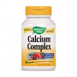 Nature's Way Calcium Complex / Калциев комплекс 500 мг. 100 капсули