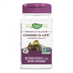 Nature's Way Change-O-Life / Чейндж-О-Лайф 440 мг. 100 вегетариански капсули