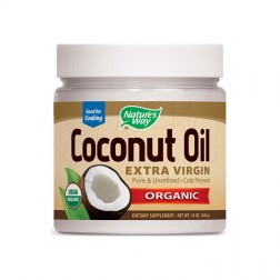 Nature's Way Coconut Oil / Кокосово масло 474 мл.