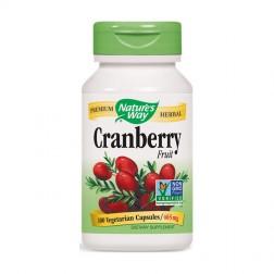 Nature's Way Cranberry / Червена боровинка 465 мг. 100 вегетариански капсули