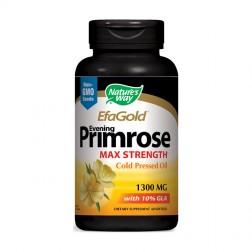 Nature's Way Evening Primrose / Масло от вечерна иглика 1300 мг. 60 софтгел капсули