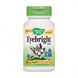 Nature's Way Eyebright / Очанка 430 мг. 100 вегетариански капсули