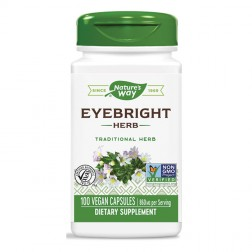 Nature's Way Eyebright / Очанка 430 мг. 100 вегетариански капсули