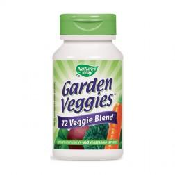 Nature's Way Garden Veggies / Зеленчуков антиоксидант 450 мг. 60 вегетариански капсули
