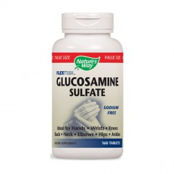 Nature's Way Glucosamine Sulfate / Глюкозамин сулфат 525 мг. 160 таблетки
