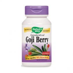 Nature's Way Goji Berry / Годжи бери 500 мг. 60 вегетариански капсули
