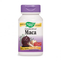 Nature's Way Maca / Мака 450 мг. 60 вегетариански капсули