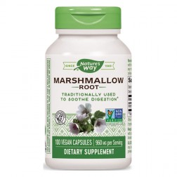 Nature's Way Marshmallow / Бяла ружа 480 мг. 100 вегетариански капсули