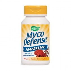 Nature's Way Myco Defense / Мико Дифенс 555 мг. 60 вегетариански капсули