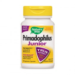 Nature's Way Primadophilus Junior / Примадофилус Джуниър 25 мг. 90 капсули