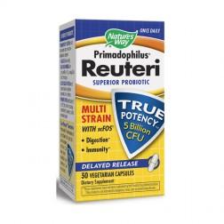 Nature's Way Primadophilus Reuteri / Примадофилус Реутери 178 мг. 30 капсули