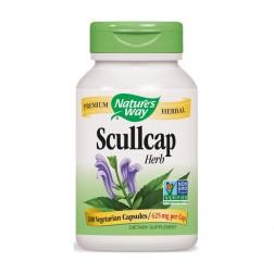 Nature's Way Scullcap / Шлемник 425 мг. 100 вегетариански капсули