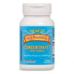 Nature's Way Мореплаватели/ Формула за концентрация (за деца) 235 мг. 60 капсули