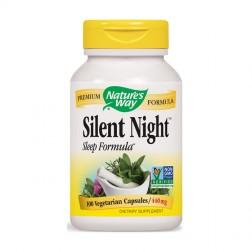 Nature's Way Silent Night / Спокойна нощ 440 мг. 100 вегетариански капсули