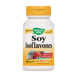 Nature's Way Soy Isoflavones / Соя изофлавони 500 мг. 100 капсули