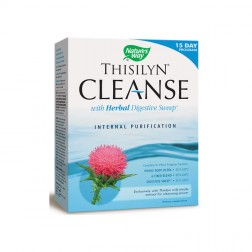 Nature's Way Thisilyn Cleanse / Тисилин Клийнс Билкова Програма 150 вегетариански капсули