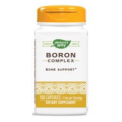 Nature's Way Boron Coplex / Бор 3 мг. 100 капсули