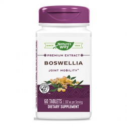 Nature's Way Boswellia / Босвелия 310 мг. 60 таблетки