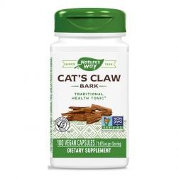 Nature's Way Cat's Claw / Котешки нокът (кора) 485 мг. 100 вегетариански капсули