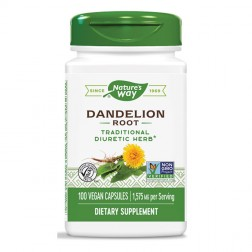 Nature's Way Dandelion / Глухарче 525 мг. 100 вегетариански капсули