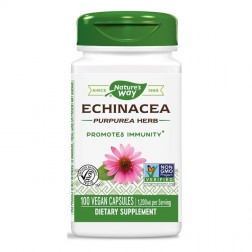 Nature's Way Echinacea / Ехинацея 400 мг. 100 вегетариански капсули
