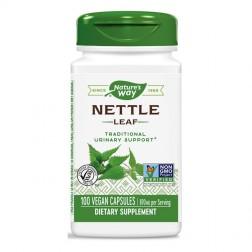 Nature's Way Nettle Leaf / Коприва (лист) 435 мг. 100 вегетариански капсули