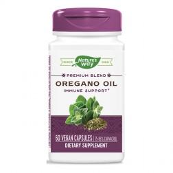 Nature's Way Oregano Oil / Масло от риган 50 мг. 60 вегетариански капсули