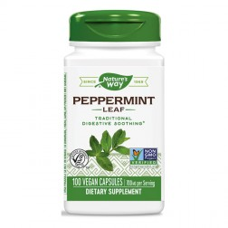 Nature's Way Peppermint /  Мента 350 мг. 100 вегетариански капсули