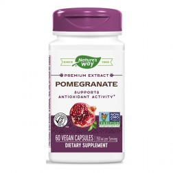 Nature's Way Pomegranate / Нар 350 мг. 60 вегетариански капсули