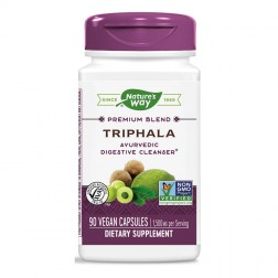 Nature's Way Triphala / Трифала 500 мг. 90 вегетариански капсули