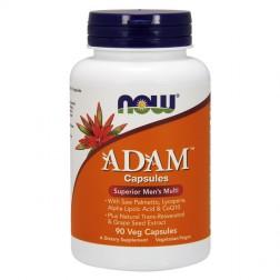 NOW Foods ADAM Men`s Vitamins 90 вегетариански капсули