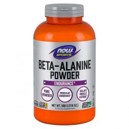 NOW Foods Beta-Alanine / Бета-аланин 500 гр.