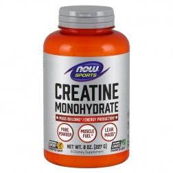 NOW Foods Creatine Monohydrate Powder 227 гр.