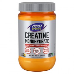 NOW Foods Creatine Monohydrate Powder 600 гр.